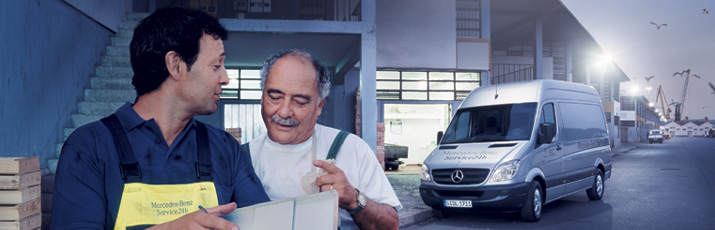 Benefits for Mercedes-Benz Financial